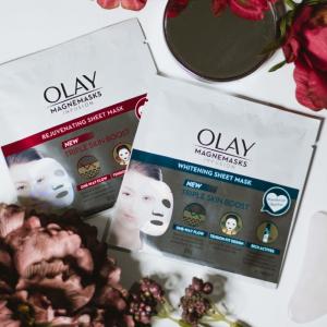 Olay微磁導入纖維面膜(5片裝)